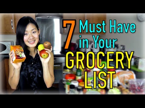 7 Must Have In Your Grocery List!