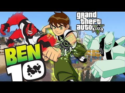COMO IR PARA O MUNDO DO BEN 10 NO GTA V ?!?! (Incrivellll)