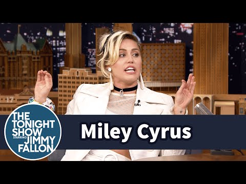 Miley Cyrus Swears the Bickering Between Blake Shelton and Adam Levine Is Real