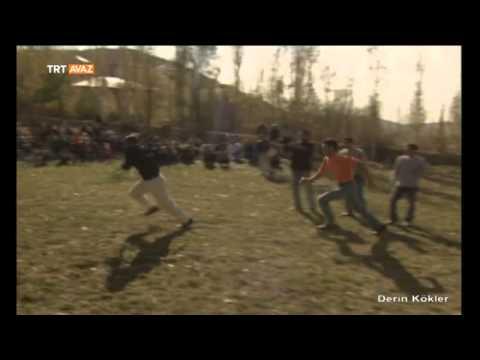 Kaçma Tura Oyunu / İncemağara Köyü / Sarız - Derin Kökler - TRT Avaz
