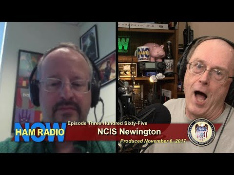 HRN 365: NCIS Newington on Ham Radio Now