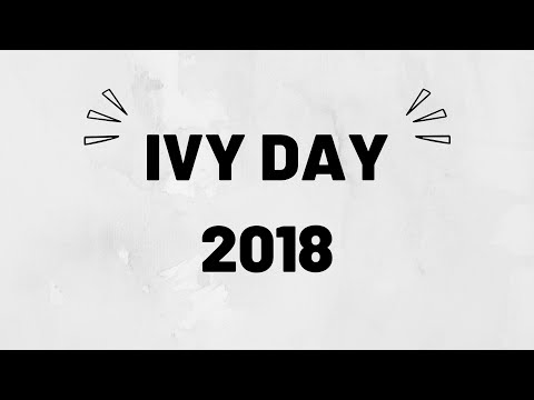 IVY DAY 2018
