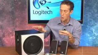 logitech Z2300 - 2.1 Speaker System Sound Test