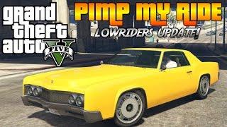 gta v pimp my ride 159   new lowriders virgo custom   car customization