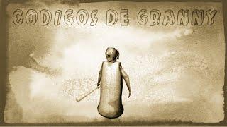Codigos de Granny / Roblox / Pau