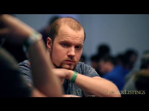 Adalsteinn Karlsson - Iceland is the new force in poker