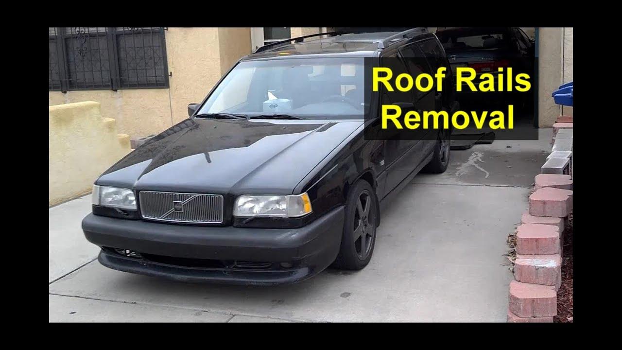 Volvo V70 Roof Rack   2018 Volvo Reviews