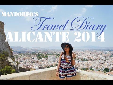 Travel Vlog - Alicante 2014