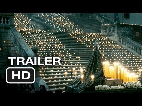 The Monk Official Trailer #1 (2013) - Vincent Cassel Movie HD
