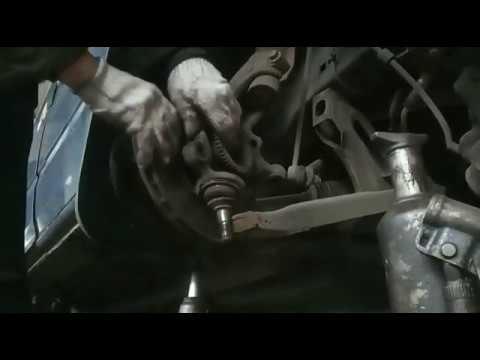 ⚒️ Замена шаровой опоры Ford Transit 2.4 - 3.2 - Кувалдочка!