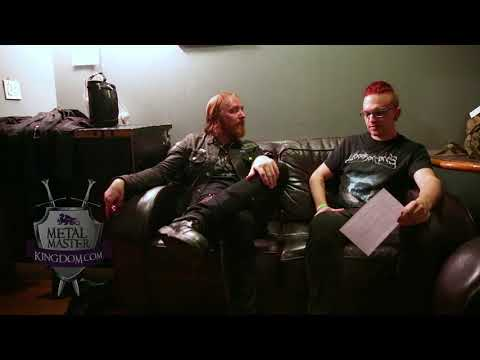 Interview with Mikael Stanne from Dark Tranquillity
