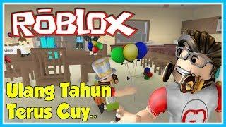 FUN BIRTHDAY KEEP CUY!! -ROBLOX INDONESIEN
