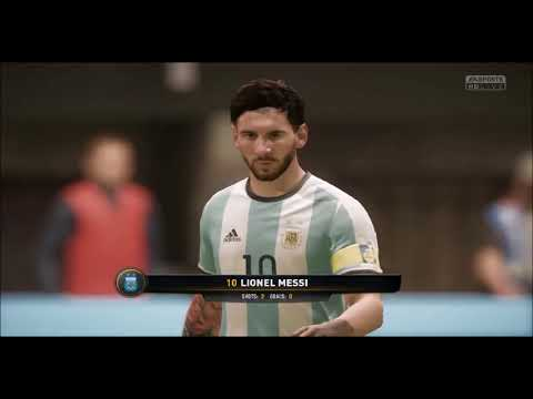 FIFA WORLD CUP 2018 ARGENTINA vs ICELAND [UNOFFICIAL]