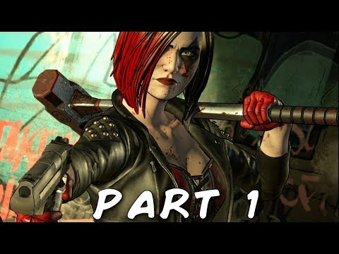 BATMAN SEASON 2 THE ENEMY WITHIN EPISODE 3 Walkthrough Gameplay Part 1 - Catwoman (Telltale)