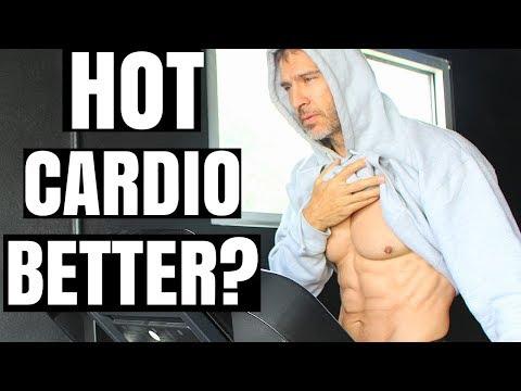 Burn More Calories When Hot?