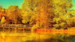 Peaceful Relaxing Instrumental Music, Meditation Calm Music 'Autumn Lakes' by Tim Janis
