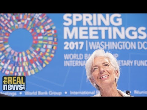 IMF Says 2018 Economic Outlook is Rosy, But Austerity is Still Good