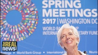 IMF Says 2018 Economic Outlook is Rosy, But Austerity is Still Needed