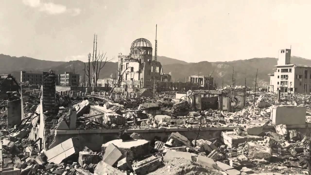 Hiroshima Ground Zero 1945.mp4 - YouTube