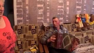 Алексей Фролов и гармонь в Трубетчино 27 04 18 г