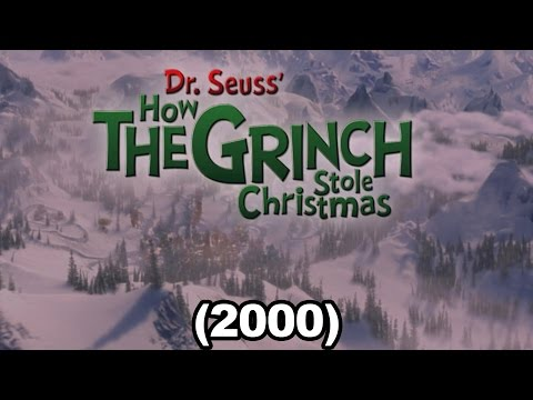 How The Grinch Stole Christmas (2000) (CN Movies)
