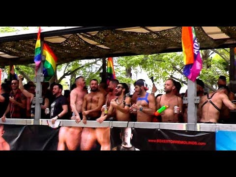 Torremolinos GAY PRIDE 2018 | España Spain Malaga Andalusia | Gay Pride Week