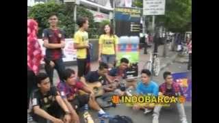 Kopi Hitam 9 Des 2012 (Indobarca chapter Jakarta - Indonesia Barcelona Fans Club)