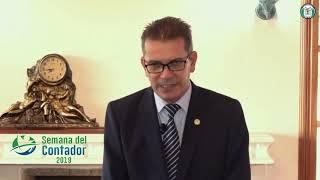 Invitación del Presidende del CCPCR Semana del Contador 2019