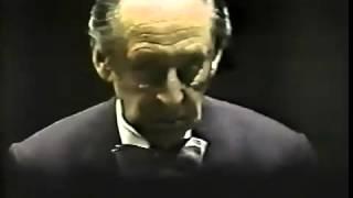 Vladimir Horowitz - Chopin Etude f-dur op.10/8 (Tokyo, 1983)