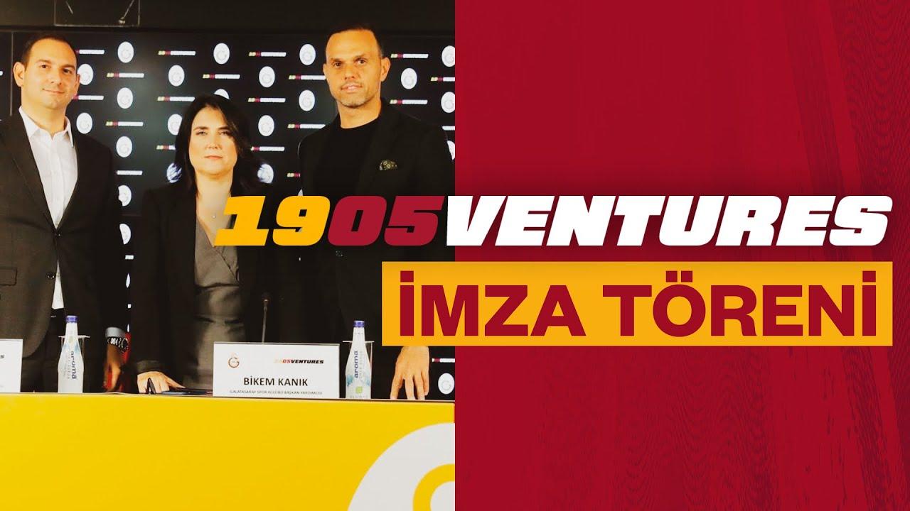 """🔴 Galatasaray Girişimcilik Merkezi """"1905 Ventures"""" hayata geçiyor!"""