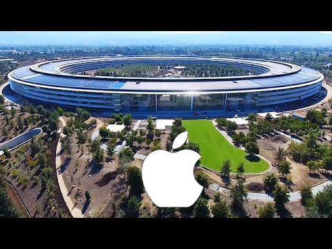 APPLE PARK - The Spaceship