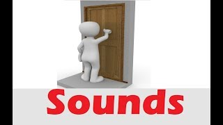 Door Knock Sound Effects All Sounds