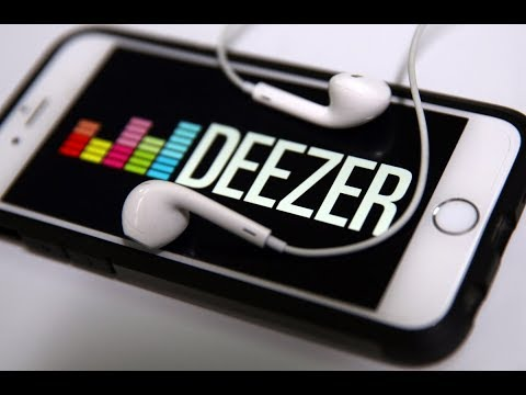 deezer код активации
