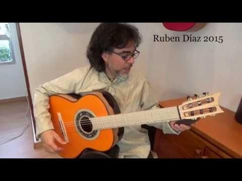 Exploring F#m AC from Paco de Lucia's aesthetics /Update your harmony in flamenco/ Ruben Diaz Spain