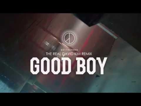 GD X TAEYANG - GOOD BOY (TheRealDavidKim Remix)