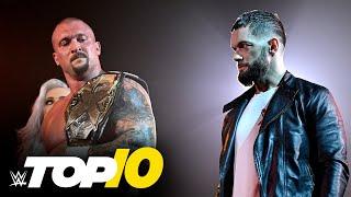 Top 10 NXT Moments: WWE Top 10, May 11, 2021 Thumb