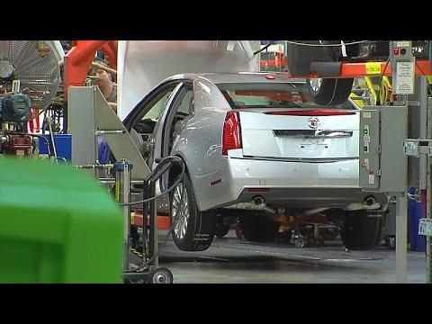 General Motors vai encerrar oito fábricas