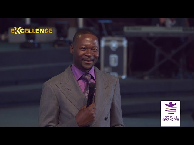 Emmanuel Makandiwa on The Spirit of Excellence