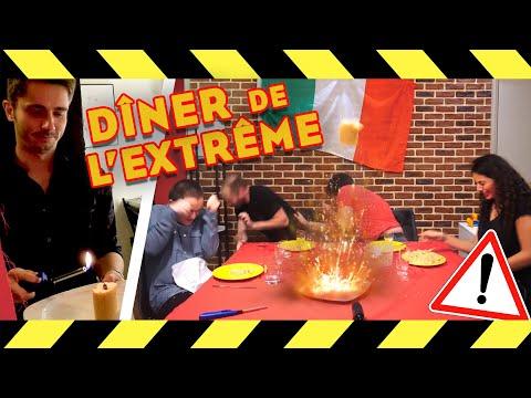 LE DÎNER DE L'EXTRÊME ! thumbnail