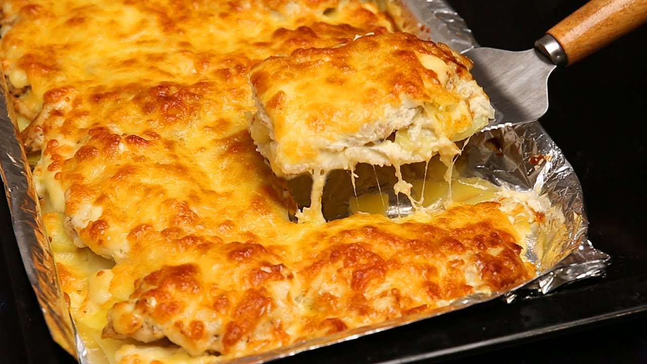 Мясо по французски / Простой рецепт на скорую руку / Быстро и вкусно