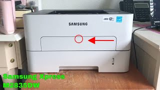 ✅  How To Use Samsung Xpress Laser Printer M2835DW Review