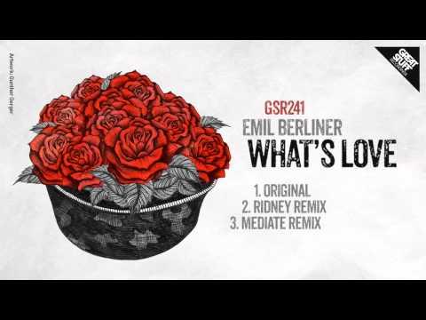 Emil Berliner - What's Love (Original Mix)