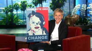Welcome Charlotte Clinton Mezvinsky