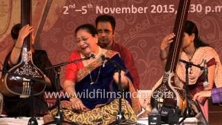 Begum Parveen Sultana performs in Delhi - Part 3