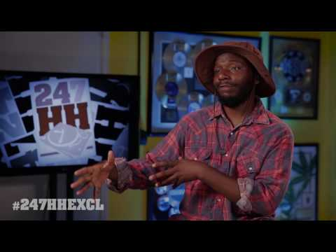 Denmark Vessey - Being A Producer, Detroit Influence, & Eminem Significance (247HH Exclusive)