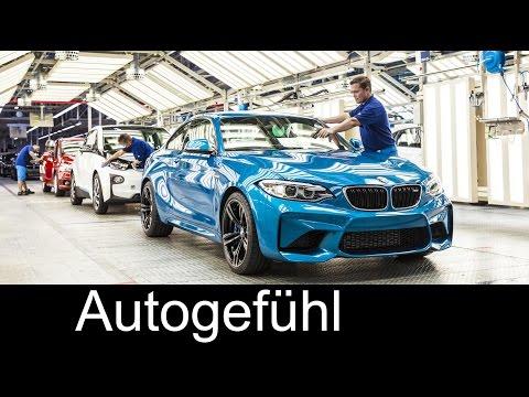 BMW 1-Series, 2-Series production plant factory Leipzig Werk - Autogefühl