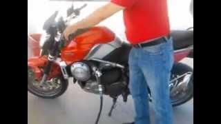 motorcycle conversion lpg