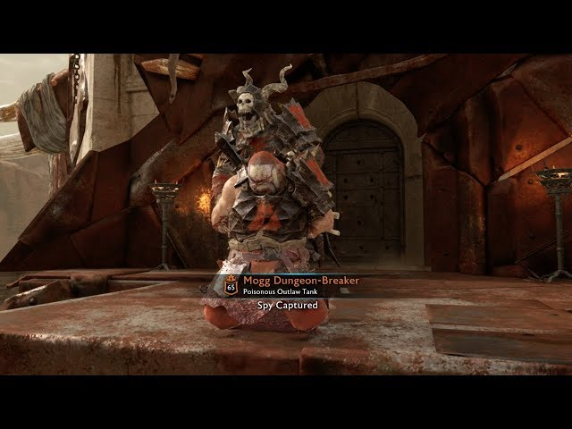 Overlord Speeches VI - Shadow of War