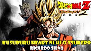 Kusuburu Heart Ni Hi o Tsukero (Dragon Ball Z Budokai 2) cov...