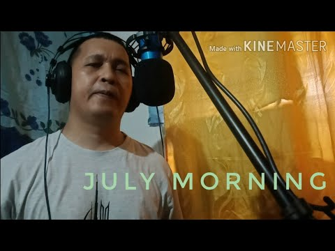 Uriah Heep JULY MORNING Cover By Manuel